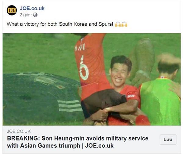 Truyền thông châu Âu nói gì sau màn 'trốn nghĩa vụ' của Son Heung-min? - Bóng Đá