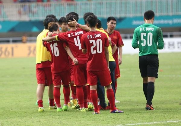 U23 Việt Nam: Tiếc nuối đấy, nhưng... - Bóng Đá