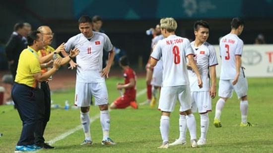 HLV Park Hang Seo chỉ ra vấn đề của nền bóng đá Việt Nam - Bóng Đá