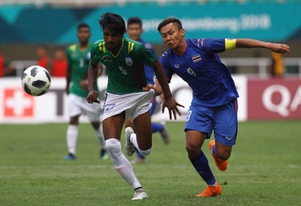 Việt Nam được chấm điểm cao gấp đôi Thái Lan tại Asiad 2018 - Bóng Đá
