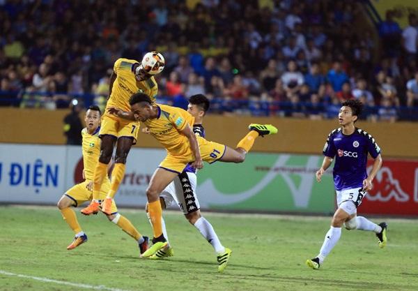 17h00 ngày 14/09, SHB Đà Nẵng vs SLNA: Bám đuổi top đầu bảng - Bóng Đá