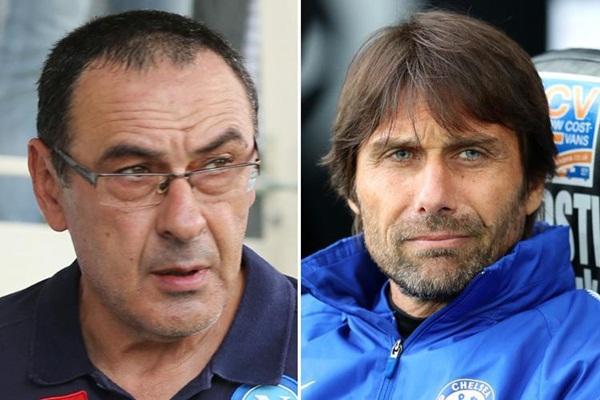 Maurizio Sarri có đủ sức tái hiện lại chiến tích của Conte tại Chelsea - Bóng Đá