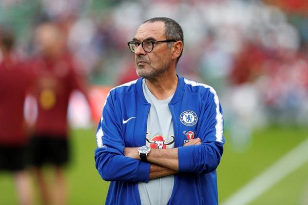 """Chelsea khởi đầu như mơ, HLV Sarri vẫn """"mất ăn, mất ngủ"""" - Bóng Đá"""