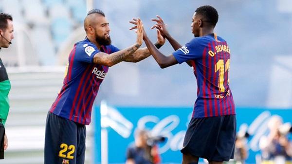 Arturo Vidal ở Barca: Sau đỉnh cao là ngờ vực - Bóng Đá