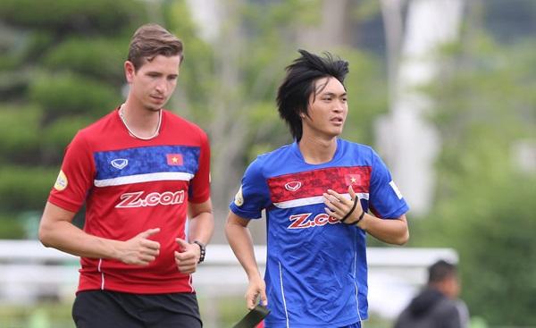 Tiền vệ Tuấn Anh chắc chắn lỡ hẹn AFF Cup 2018 - Bóng Đá