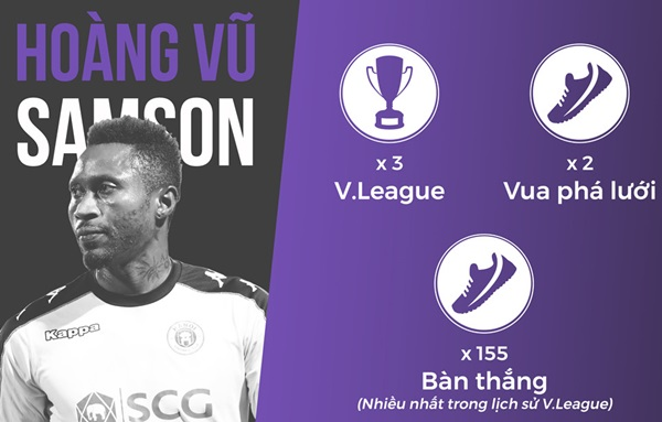 Hoàng Vũ Samson: Tôi vẫn chờ cuộc gọi từ đội tuyển Việt Nam - Bóng Đá
