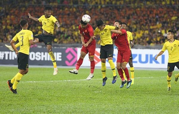 Việt Nam 2-2 Malaysia: May chung kết AFF Cup còn có lượt về! - Bóng Đá