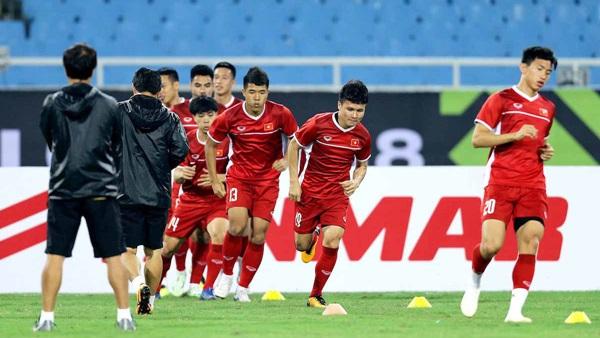 Báo Iran: Tuyển Việt Nam vô danh mà mơ vô địch Asian Cup! - Bóng Đá