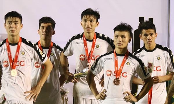 CLB Hà Nội lọt top đội đóng góp nhiều tuyển thủ cho Asian Cup - Bóng Đá