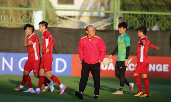 Asian Cup 2019: ĐT Việt Nam hưởng lợi nhờ