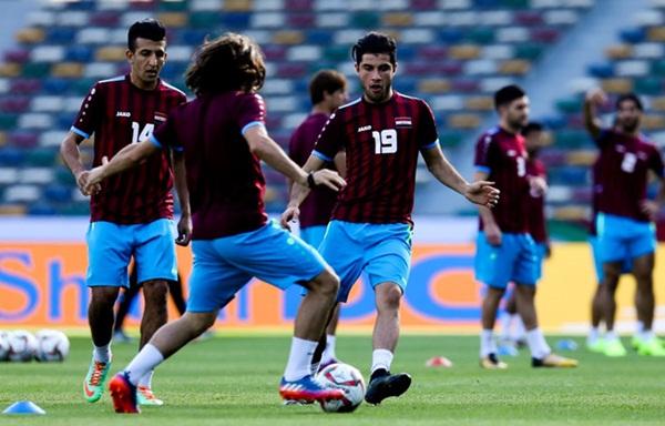 Tuyển Iraq mất thêm trụ cột trước trận gặp Việt Nam ở Asian Cup - Bóng Đá