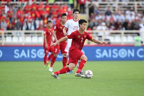 Tuyển Việt Nam nhận tin vui trước trận gặp Jordan - Bóng Đá