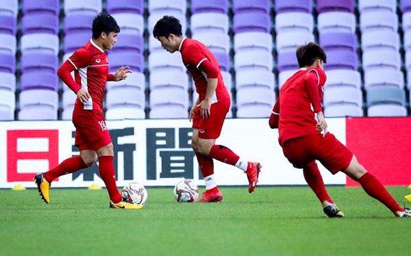 Tuyển Việt Nam lần đầu tiên không được thử sân ở Asian Cup 2019 - Bóng Đá