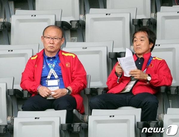 Asian Cup 2019: HLV Park Hang-seo đã làm gì khi Hàn Quốc thua Qatar? - Bóng Đá