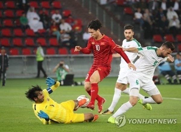 Báo Hàn phát sốt Công Phượng: Messi Việt Nam đến K-League! - Bóng Đá