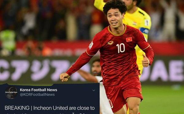 Công Phượng quyết khẳng định bản thân tại Incheon United - Bóng Đá