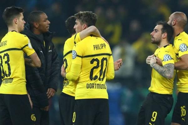 Borussia Dortmund và hệ quả sau khi bị loại khỏi DFB Pokal - Bóng Đá