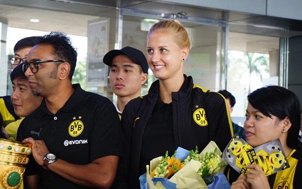 Nữ HLV Dortmund: 'Chúng tôi sẽ hạ Tottenham dù vắng Reus' - Bóng Đá