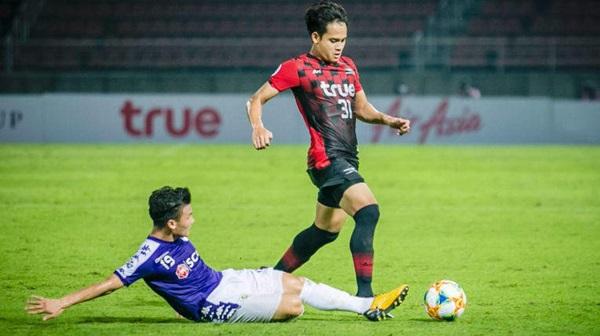 Báo châu Á chê Quang Hải sau màn thể hiện nhạt nhòa trước Bangkok Utd - Bóng Đá