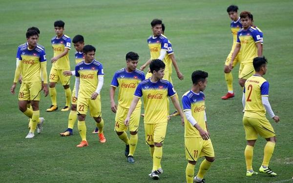 Sao U23 Việt Nam tự tin cạnh tranh vị trí với Quang Hải - Bóng Đá