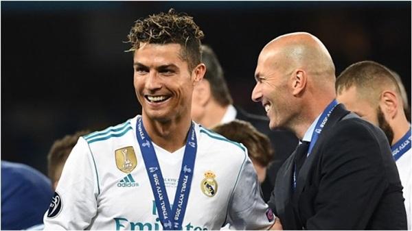 Zidane đã về lại Real nhưng đây là kỷ nguyên không Ronaldo - Bóng Đá