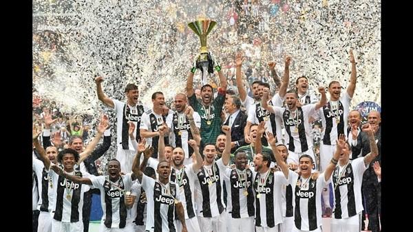 Juventus, vị vua không long bào - Bóng Đá