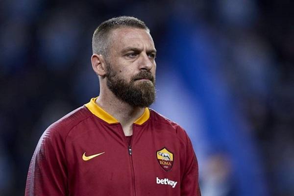 Daniele De Rossi: Tạm biệt anh, người cận vệ vĩ đại - Bóng Đá