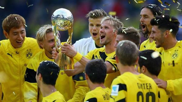 Nhiệm Vụ Của Dortmund - Bóng Đá