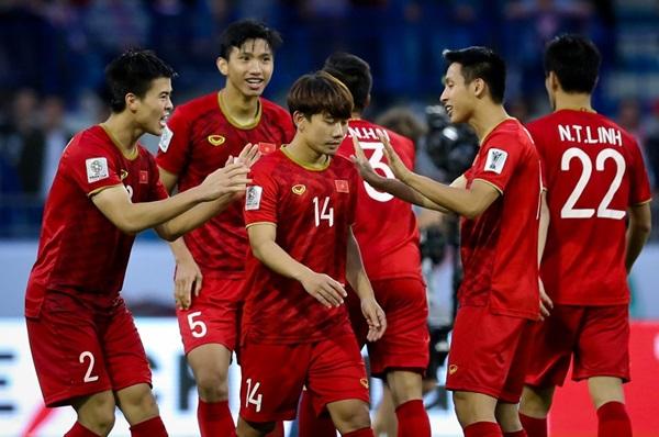 Báo Trung Quốc (DF Sport) ghen tị với Việt Nam - Bóng Đá