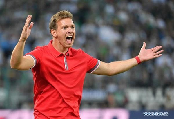 HLV Nagelsmann nói về cơ hội của Leipzig trước Atletico Madrid - Bóng Đá