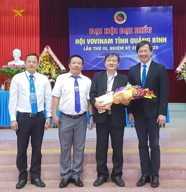 Thêm một niềm vui nhỏ đến với người dân Quảng Bình - Bóng Đá