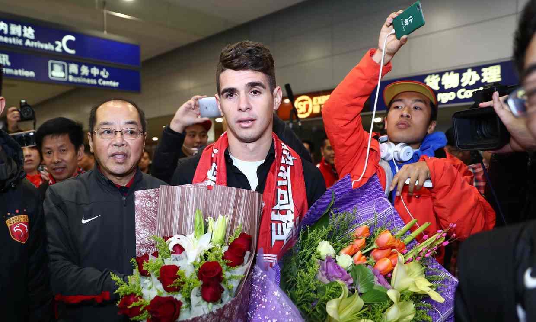 Làn sóng sao bóng đá đổ sang Trung Quốc: Không hề đơn giản vì tiền! - Bóng Đá