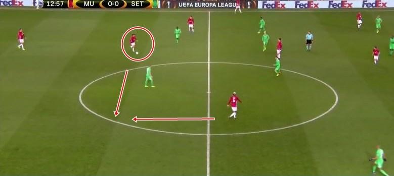 Góc chiến thuật: M.U tấn công như PSG, phòng ngự như Barca