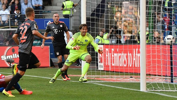 Kimmich đem về 3 điểm quý giá cho Bayern. Ảnh: Internet.