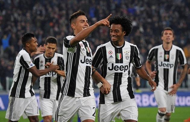 Juventus-anmung