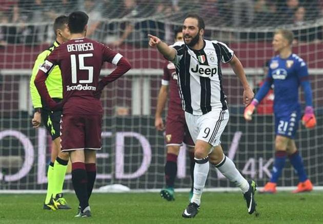 Sau vòng 16 Serie A: Lộ diện cái đuôi của Juve