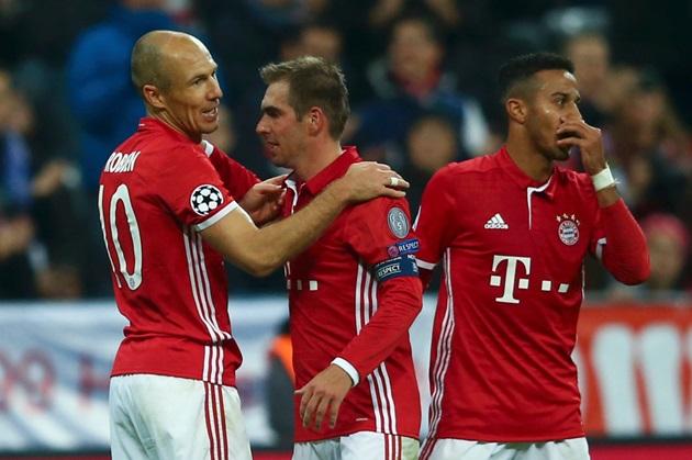 21h30, ngày 18/12, Darmstadt 98 vs Bayern Munich: Giành lại ngôi đầu