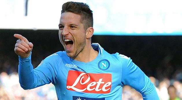 02h45 ngày 23/12, Fiorentina vs Napoli: Ai cản nỗi Mertens?