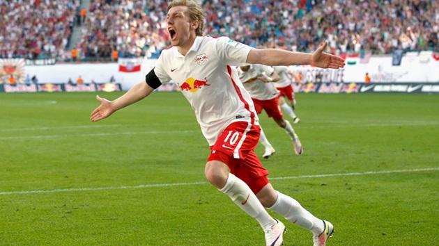 Top 5 chân chuyền tốt nhất Bundesliga giai đoạn lượt đi