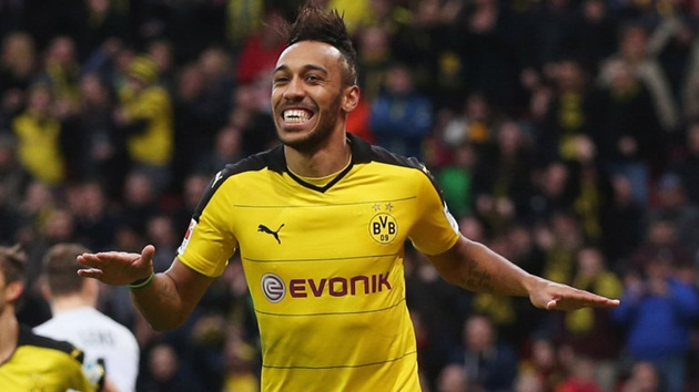 Aubameyang xứng đáng là cầu thủ xuất sắc nhất Bundesliga?  - Bóng Đá