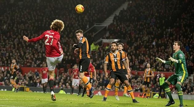 5 điểm nhấn Man Utd 2-0 Hull City: Mata bùng nổ, Mourinho thiên tài - Bóng Đá