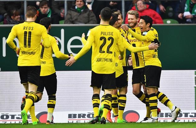00h30 ngày 05/02, Dortmund vs RB Leipzig: Chủ nhà vượt khó