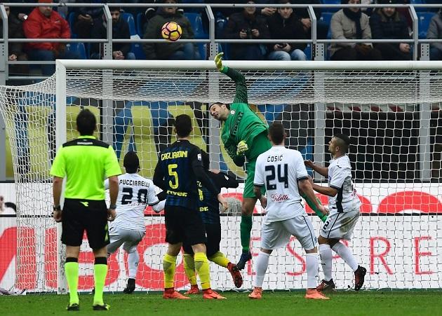 Chùm ảnh: Inter đánh chiếm top 4 trong ngày Eder tỏa sáng rực rỡ - Bóng Đá