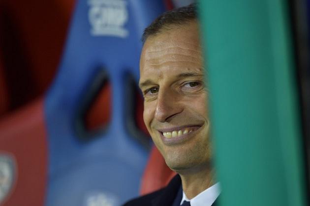 Chùm ảnh: Higuain nổ súng, Juve dễ dàng khuất phục Cagliari  - Bóng Đá