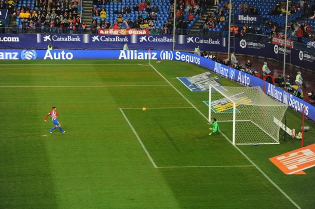 Chùm ảnh: Torres lập siêu phẩm, Atletico nhọc nhằn vượt ải Celta Vigo - Bóng Đá