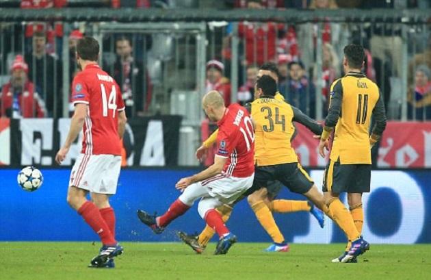 5 điểm nhấn Bayern Munich 5-1 Arsenal: Đẳng cấp lên tiếng - Bóng Đá