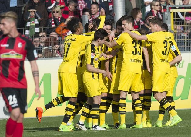 02h30 ngày 18/03, Dortmund vs Ingolstadt: Cuộc chiến không cân sức - Bóng Đá