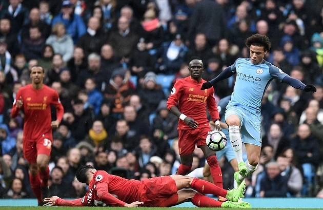 Thi nhau bỏ lỡ cơ hội, Man City và Liverpool tạm hài lòng với 1 điểm  - Bóng Đá