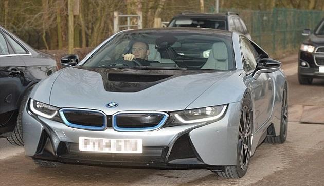 Sao trẻ Man Utd sắm 2 siêu xe cùng lúc - Bóng Đá
