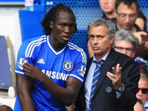 Mâu thuẫn Mourinho - Lukaku: